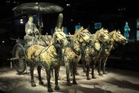 Small-Group Tour: Terracotta Warriors, Dumpling Banquet and Tang Dynasty Show in Xi'an