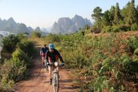 Picture of 5-Day Small-Group Yangshuo Bike Adventure with Rock Climbing, Hiking, Kayaking or Cooking Class
