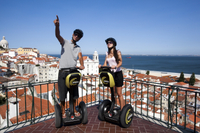 Lisbon Independent Segway Tour with Rental