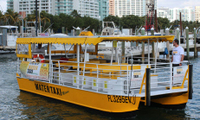 Miami Hop-On Hop-Off Water Taxi