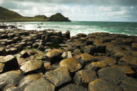 Belfast Shore Excursion: Giants Causeway and City Sightseeing Tour