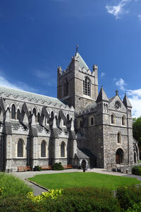 Dublin Shore Excursion: City Tour including St Patrick's Cathedral