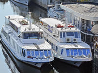 Brussels Transfer: Central Brussels or Brussels Airport to Brussels Cruise Port