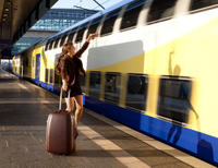 Private Arrival Transfer: Brussels Gare du Midi Railway Station to Brussels, Bruges or Ghent Hotels