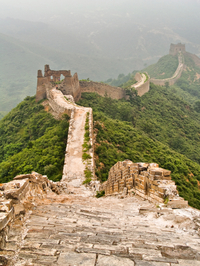 2-Day Small-Group Great Wall Hiking Tour from Beijing: Jiankou, Mutianyu, Jinshanling and Simatai West