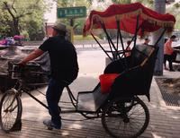 Private Cultural Tour: Hutong Rickshaw Ride and Dumpling Making in Beijing
