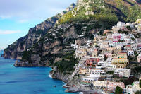 One day Amalfi Coast by Trenitalia from Rome with a English-speaking driver