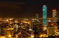 Bogota by Night City Tour with Dinner
