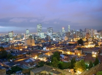 Bogotá by Night City Tour with Dinner