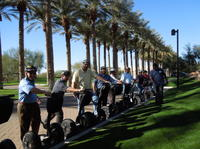 Segway Tour of the JW Marriott Desert Ridge Resort in Phoenix