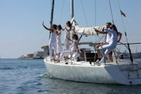 Private Tour: Barcelona Sailing Trip