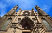 The Cathedral of the Sea Walking Book Tour in Barcelona