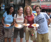 Book Pizza Walking Tour of Manhattan Now!