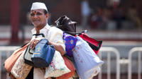 Morning Life of Mumbai's Dabbawalas and Dhobis Tour