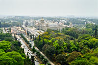 Private Bangalore Tour: City Sightseeing Including Anjaneya Temple