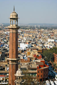 Private Walking Tour: Old Delhi including Ancient Havelis and Chandni Chowk
