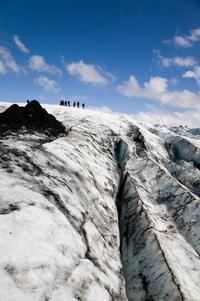 Day Trip from Reykjavik: Glacier Hiking and Ice Climbing on Iceland's Sólheimajokull Glacier