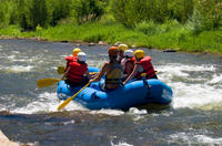 Half-Day River-Rafting Trip from Denver