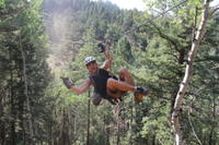 Picture of Rocky Mountain Zipline Adventure from Denver