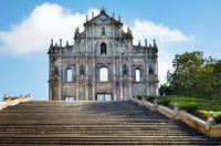 5-Day Guangzhou and Macau Independent Tour from Hong Kong