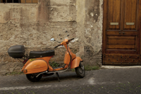 Rome Vespa Tour: City Highlights by Night