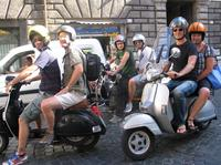 Rome Vespa Tour: Off...