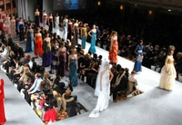 Couture Fashion Week New York at the Waldorf Astoria Hotel