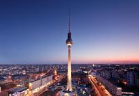 Skip the Line: Berlin TV Tower Early Bird or Nighttime Access