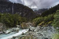 Rob Roy Glacier Day Hike with Transport from Queenstown, Queenstown Skiing & Snowsports