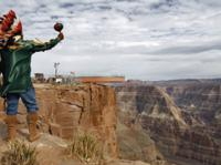 West Rim Adventure: Helicopter Tour, Boat Ride, Skywalk and Lunch