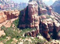 Mountains and Canyons Biplane Tour from Sedona