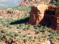 Sedona Helicopter Tour: Mountains and Ancient Sights