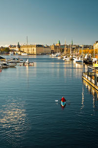 Stockholm Sightseeing Tour by Kayak