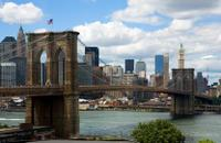 Manhattan to Brooklyn NYC Walking Tour: Brooklyn Bridge and Dumbo Picture