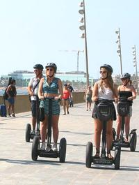 Barcelona Shore Excursion: Barcelona Segway Tour