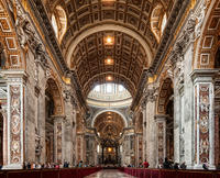 No Wait Dedicated Access: St Peters Basilica including Vatican Mosaic Studi
