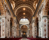 Skip the Line: St Peters Basilica Walking Tour Including Vatican Mosaic Stu