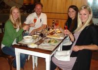 Private Wine and Dine Experience with Lunch