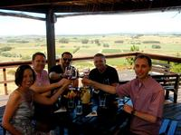 Small Group Tour: Sunset Wine Tour from Punta del Este