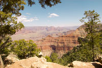 Grand Canyon South Rim Day Trip from Las Vegas with Optional Helicopter Tour