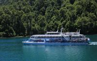 Puerto Blest Sightseeing Cruise and Waterfalls Hike