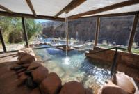 Spa Day at Termas de Cacheuta with Transport from Mendoza image 1