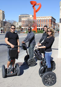 Downtown San Antonio Segway Tour