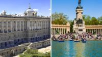 Imagen Madrid Royal Palace and Retiro Park guided tour with fast track access