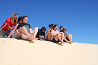 Stradbroke Island Day Trip with Optional Sandboarding from Brisbane or the Gold Coast