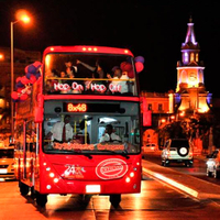 Cartagena Hop-On Hop-Off Tour