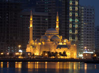 City Sightseeing Sharjah Hop-On Hop-Off Night Tour