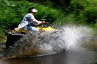 Big Island ATV Tour Through Waipio Valley