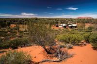 Overnight Uluru (Ayers Rock) Small-Group Camping Tour