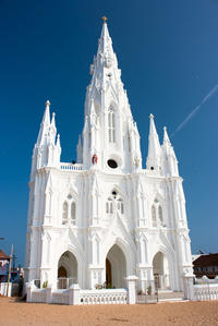 Small-Group Tour: Chennai's Churches and Basilicas